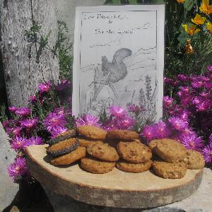 Biscuits sucrés assortiment 300gr