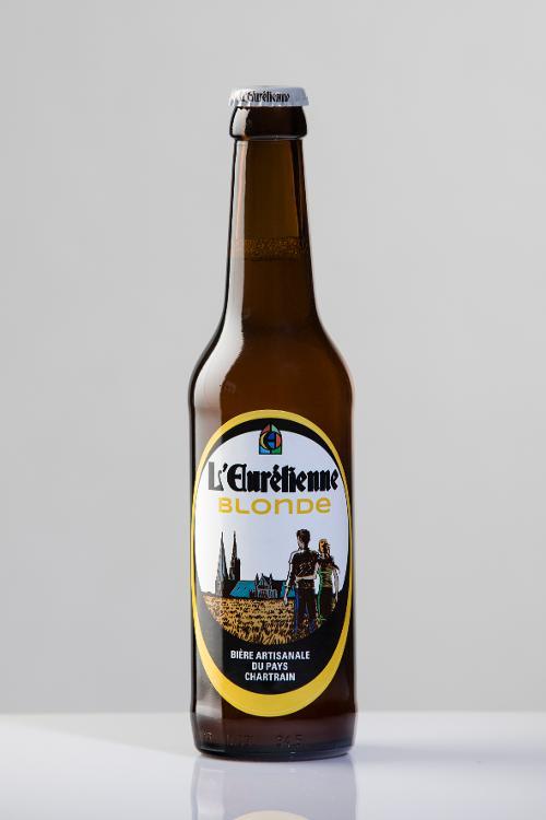Bière L'Eurélienne BLONDE 33cl