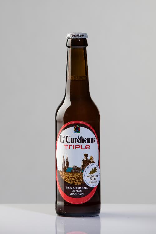 Bière L'Eurélienne TRIPLE 33cl