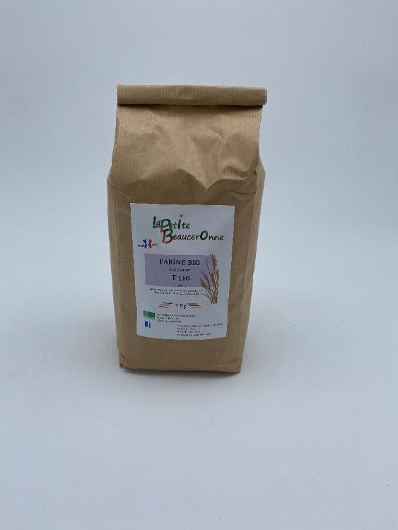 Farine de blé BIO T110