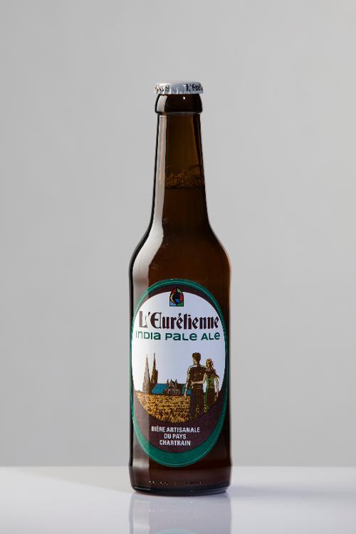 Bière L'Eurélienne INDIA PALE ALE 33cl