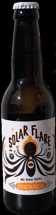 Bière Blonde Solar Flare (American Pale Ale)4,8°