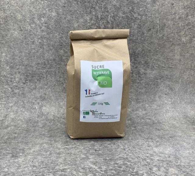 Sucre de Betterave Bio 1 kg