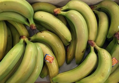 Bananes Antilles françaises 1 kg