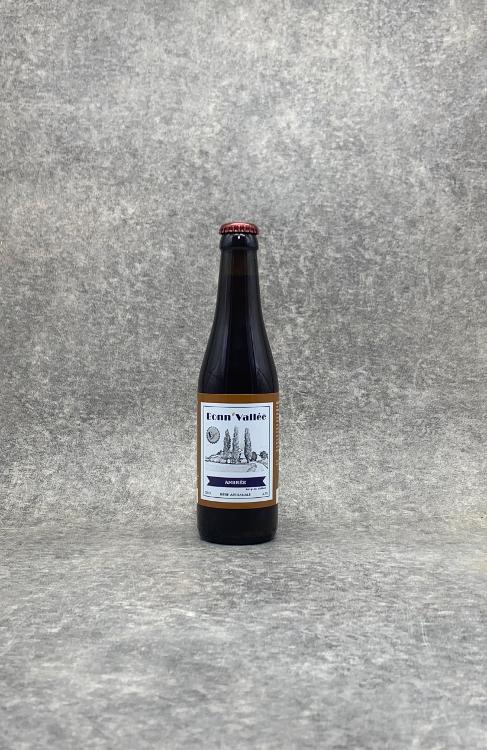 Bière Bonn'Vallée Ambrée 33cl