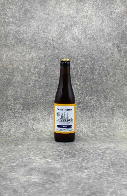 Bière Bonn'Vallée Blonde 33cl