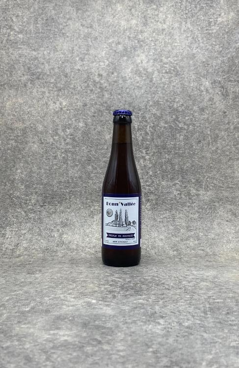 Bière Bonn'Vallée Triple 33cl