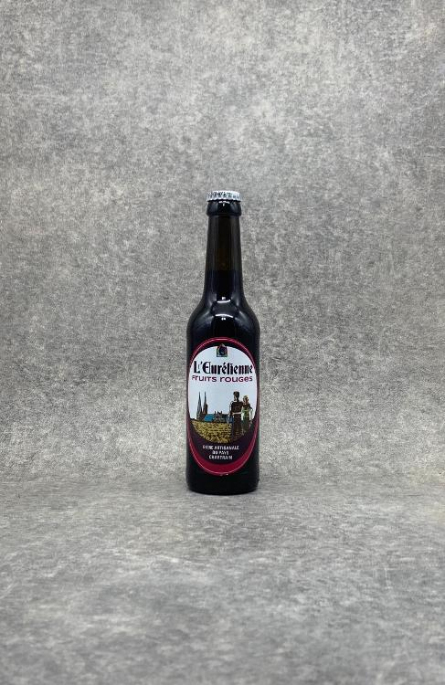Bière L'Eurélienne Fruits Rouges 33cl
