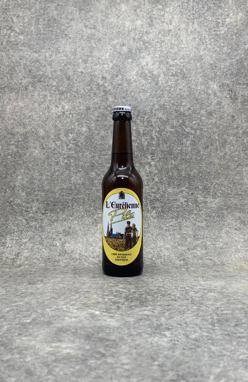 Bière L'Eurélienne Pills 33cl