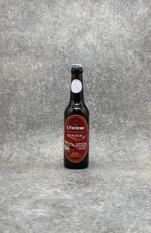 Bière L'Eurélienne Rétrodor 33cl