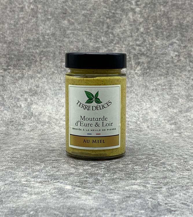 Moutarde au Miel 200gr