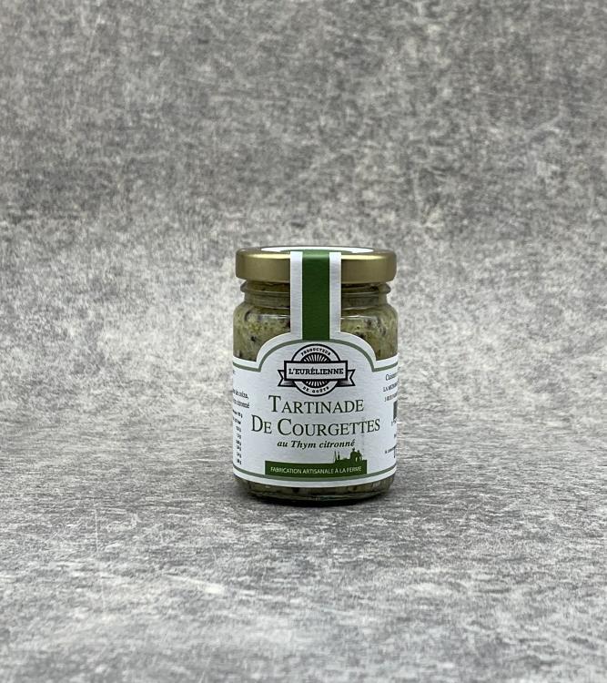 Tartinade de Courgette au thym citronné 90g