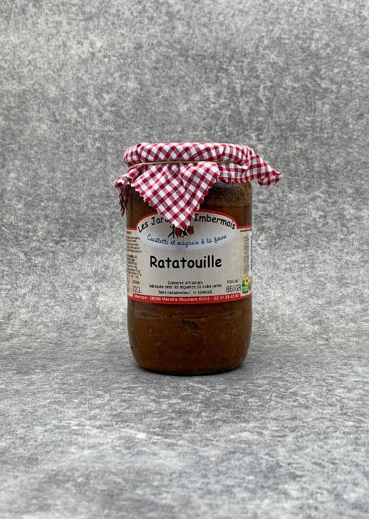 Ratatouille de Légumes 660g