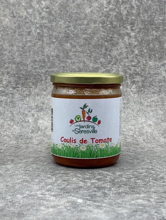 Coulis de Tomates 420 ml