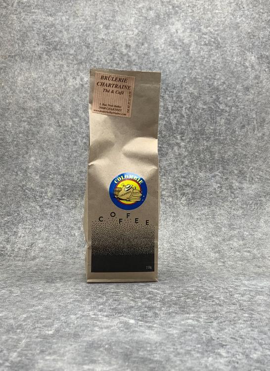 Café Colombie en grain 250g