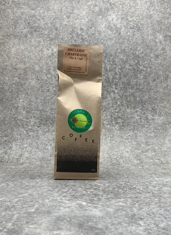 Café Moka en grain 250g