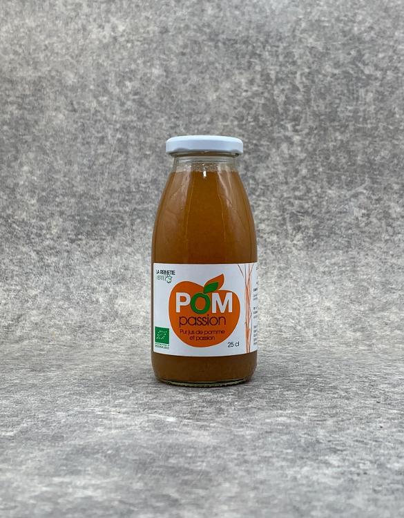 Jus de Pomme-Passion BIO 25cl