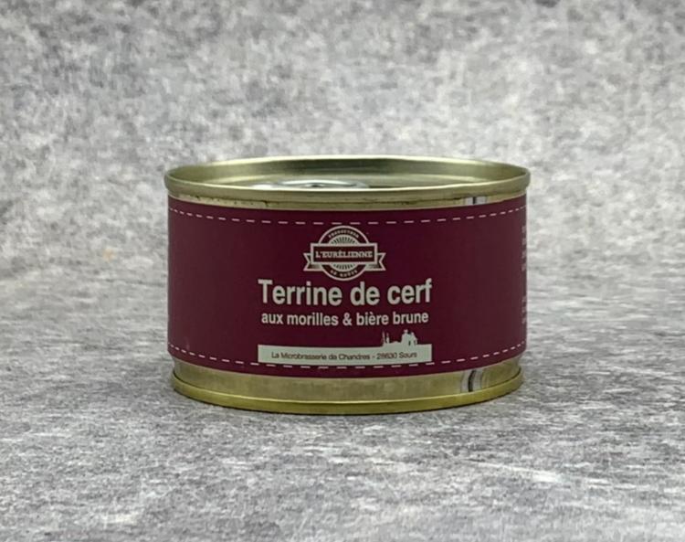 Terrine de Cerf 130g