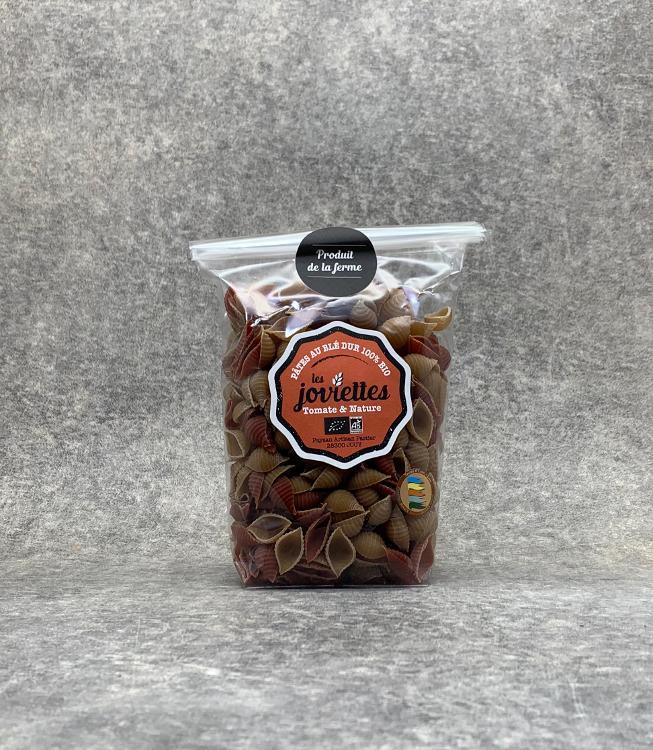 Les Joviettes Conchiglie Tomates & Nature BIO 300g