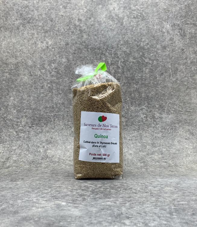 Quinoa de Beauce en conversion 500g