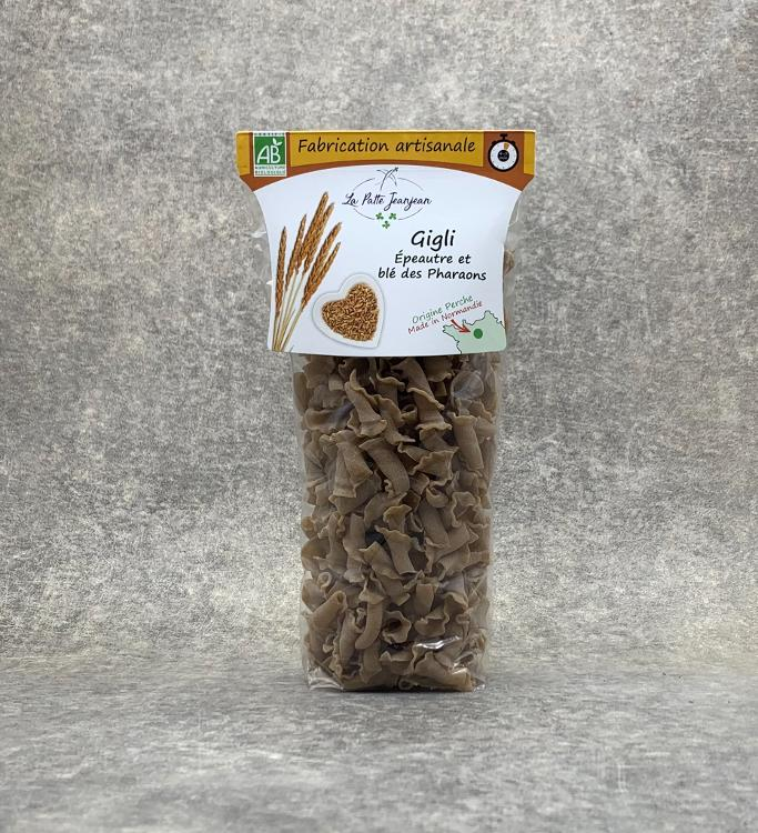 Gigli Epeautre/Blé des Pharaons BIO 250g