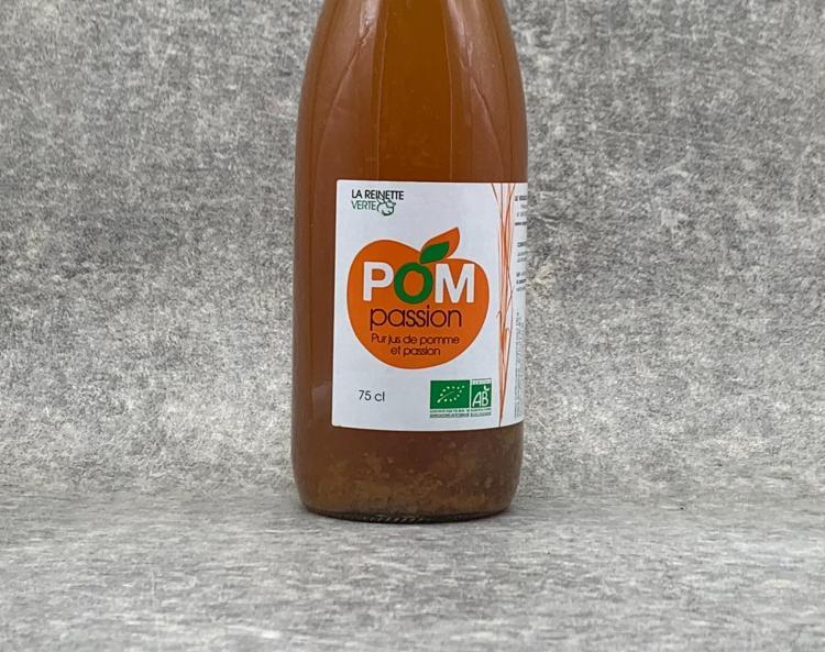 Jus de Pomme-Passion BIO 75cl