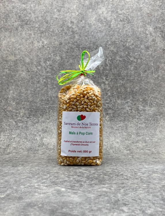Maïs Pop Corn à éclater en conversion 500 gr