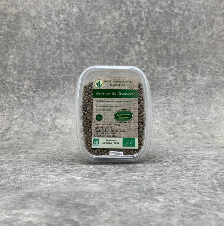 Graines de Chanvre BIO 150g