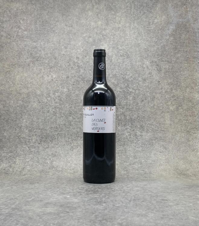 """Bordeaux Rouge """"La Cuvée des Vergers"""" 75cl"""