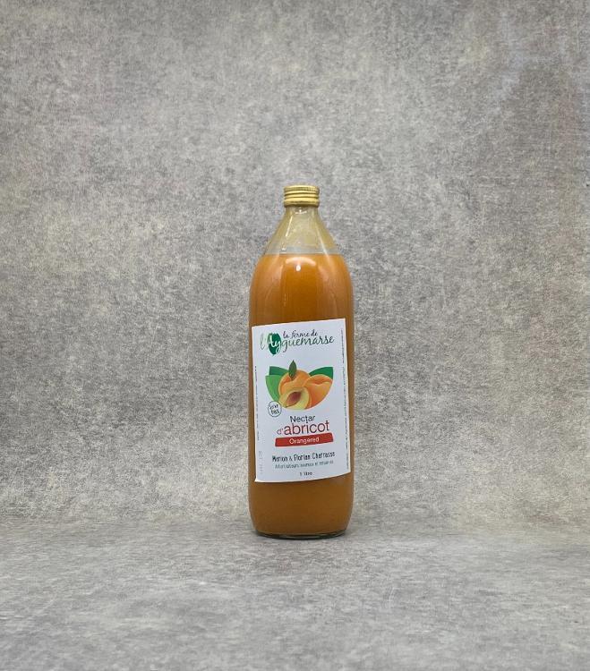 Nectar d'Abricot Orangered