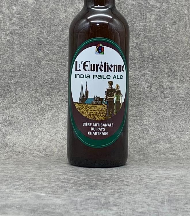 Bière L'Eurélienne India Pale Ale 75cl