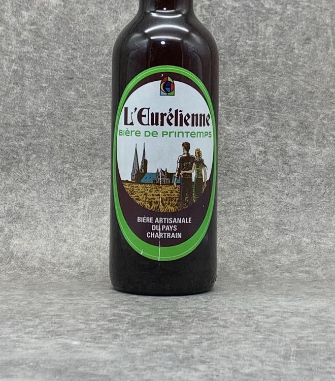 Bière L'Eurélienne de Printemps 75cl