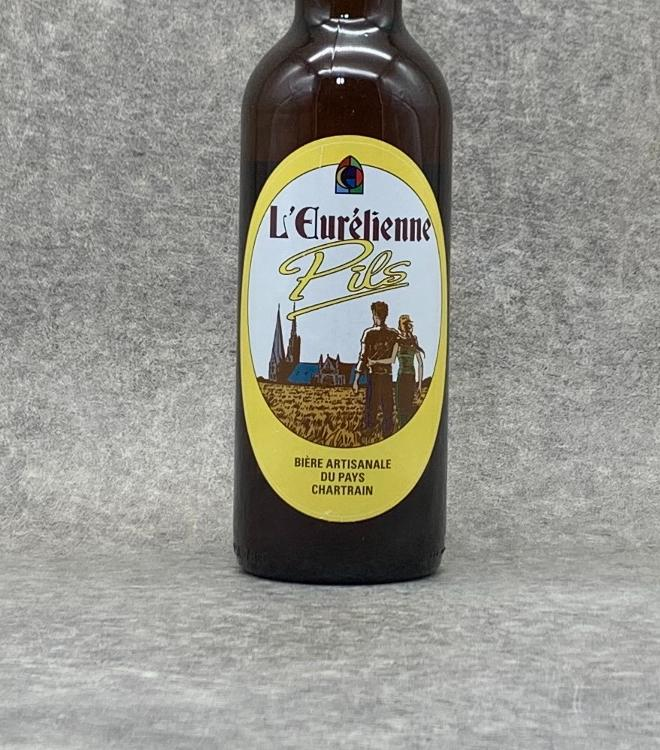 Bière L'Eurélienne Pills 75cl