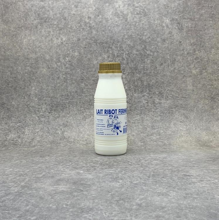 Lait Ribot Bordier 0,5 L