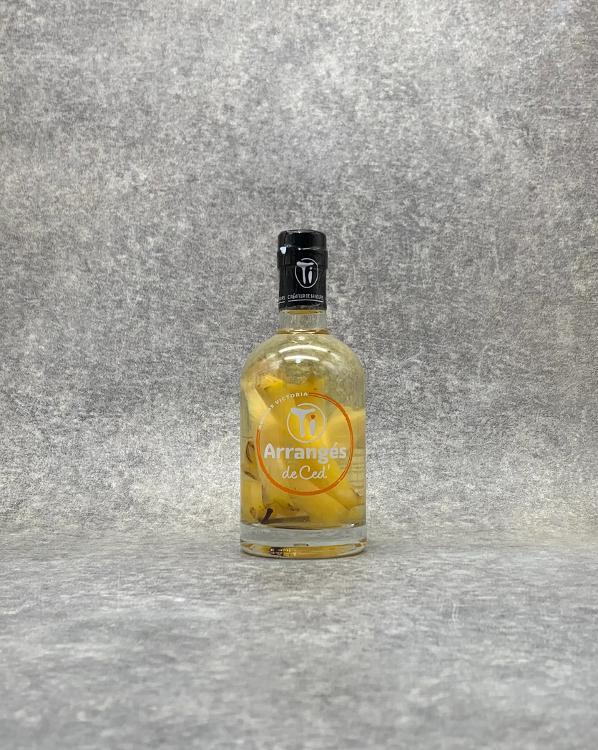 Rhum arrangé Ananas Victoria 35cl