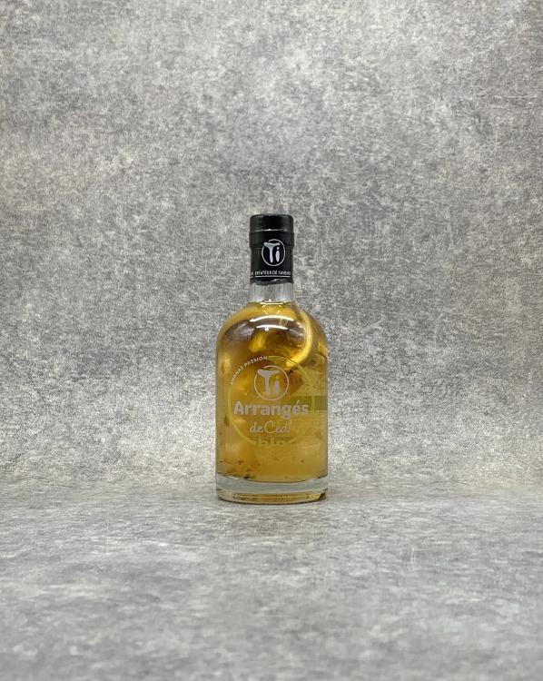 Rhum arrangé Ananas Passion Bio 35cl