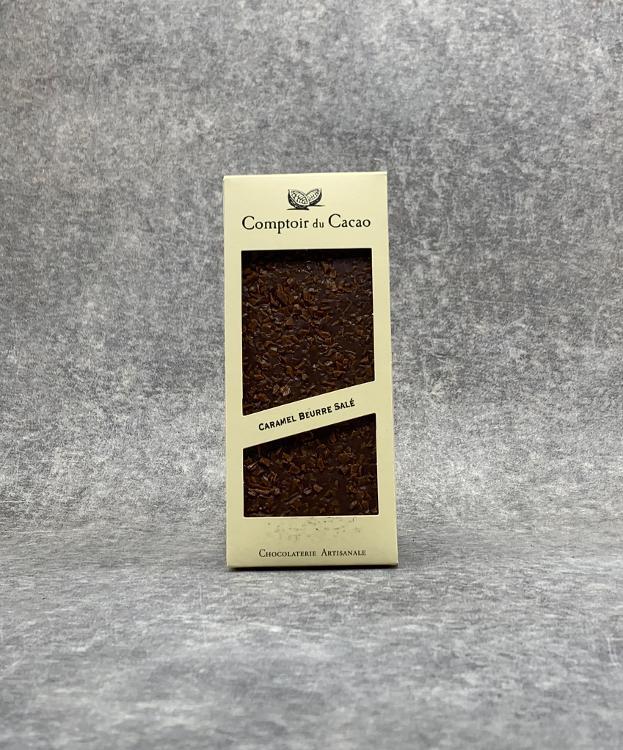 Tablette Lait Caramel Beurre Salé 9g