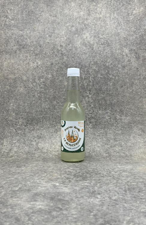 Limonade La Beauceronne Ananas Vanille 33cl