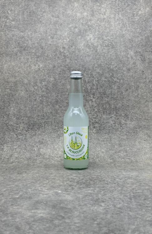 Limonade La Beauceronne Citron Glacé 33cl