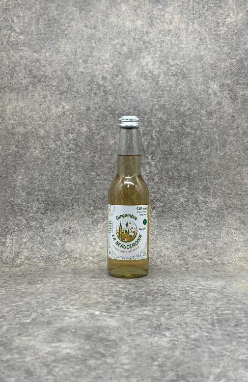 Limonade La Beauceronne Gingembre 33cl