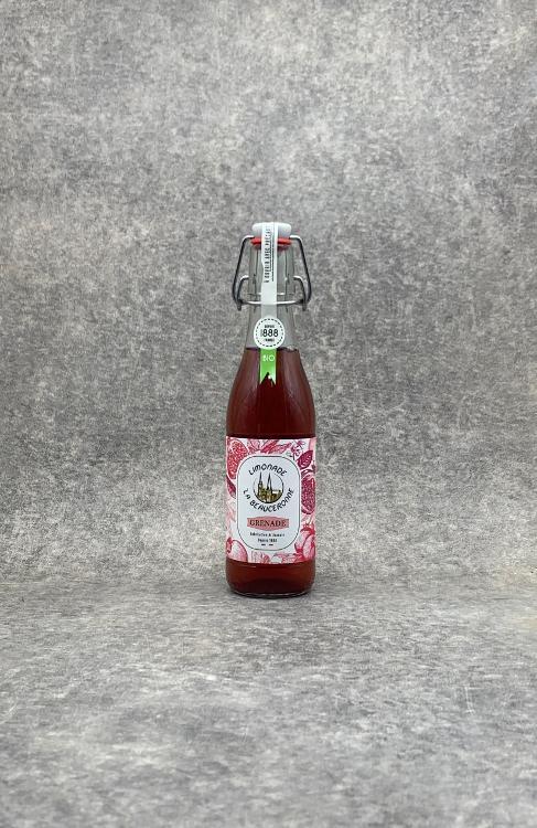 Limonade La Beauceronne BIO Grenade 33cl