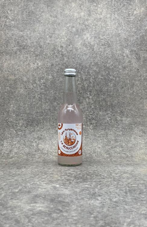 Limonade La Beauceronne Litchi Pamplemousse 33cl