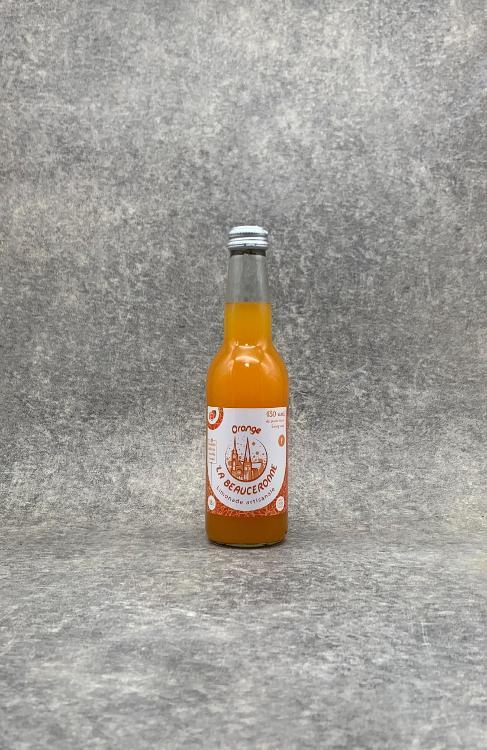 Limonade La Beauceronne Orange 33cl