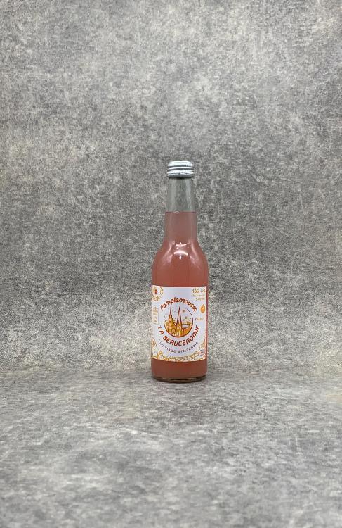 Limonade La Beauceronne Pamplemousse 33cl