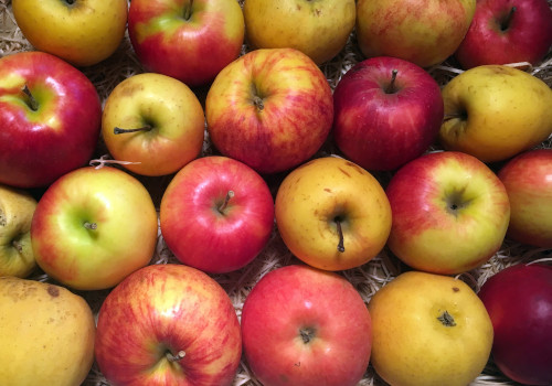 Mélange de Pommes 500g