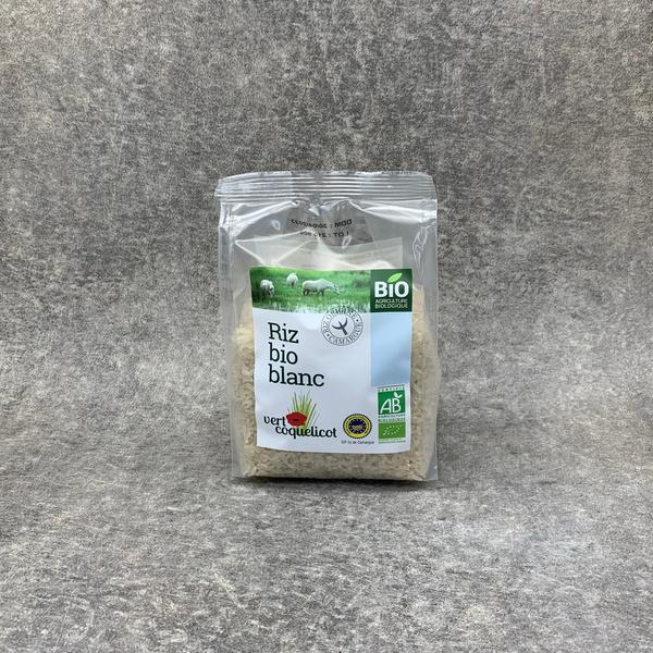Riz de Camargue Blanc Bio 500gr