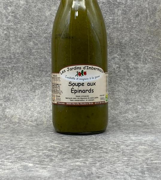 Soupe aux Épinards 1 L