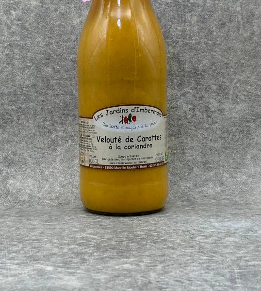 Velouté de Carottes à la Coriandre 1 L