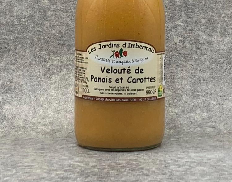 Velouté de Panais et de Carottes 1 L