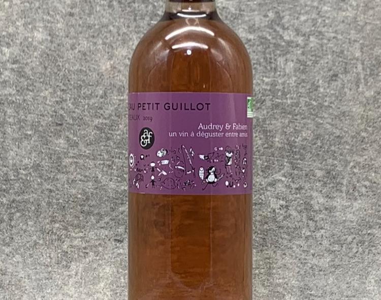 Bordeaux Rosé BIO  75cl